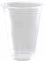 Capri Cup Plastic 285ml 10oz 50/ Sleeve
