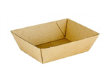 Board Food Tray 1 130X92x50mm 50 Pack