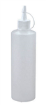 Chef Inox Clear Squeeze Bottle 12oz 340mL