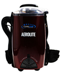 Cleanstar Aerolite VacuumBlower Burgundy 1400W