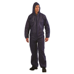 Pro Choice Coveralls Blue Medium 5Pk