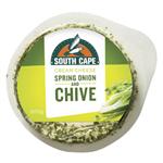 South Cape Cream Cheese Spring Onion  Chives 200g