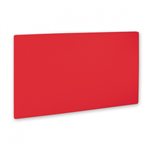 Trenton Cutting Board Red 250mmx400mmx13mm