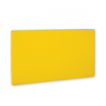 Trenton Cutting Board Yellow 250mmx400mmx13mm